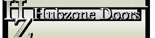 Hubzonedoors Logo